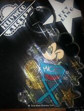 New Vintage Mickey Mouse Key Chain in Original Package The Walt Disney Company