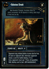 STAR WARS CCG REFLECTIONS VRF CARD SALACIOUS CRUMB