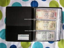 PAPER MONEY NOTE ALBUM For 90 CURRENCY NOTES (Extra Strong & Attractive Design)
