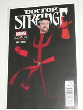 Marvel DOCTOR STRANGE #1 1:15 Cosplay Variant NM
