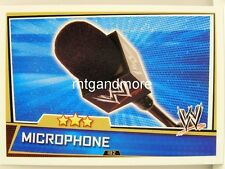 Slam Attax Superstars - #182 Microphone