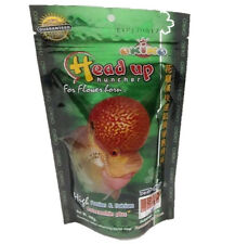 Size M 100g Fish Pellets Okiko Head up huncher Flower Horn Fish Food Astaxanthin