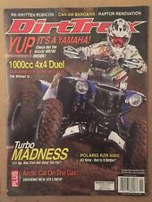 Dirt Track Yamaha Grizzly WR700 Turbo Madness Vol 16 #2 2015 FREE SHIPPING!