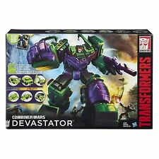 Transformers Generations Combiner Wars Devastator Figure Set NEW SEALED