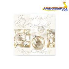 20 Carta Pranzo Tovaglioli NATALE INVERNO BALL Bauble DECOUPAGE artigianale / / 550042