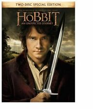 Hobbit - An Unexpected Journey DVD (2-Disc Special Edition) Nordic Packaging NEW
