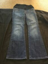 Women's Citizens Of Humanity Jerome Dahan Maternity Blue Jeans Size 30 Pregnancy