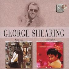 George Shearing Latin Lace/Latin Affair 2on1 CD NEW SEALED 1998 Jazz