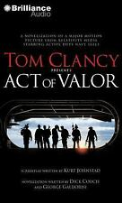 Tom Clancy Presents Act of Valor 2012 by Couch, Dick; Galdorisi, Geor 1455889644
