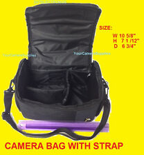 CAMERA BAG CASE fit Canon REBEL EOS 650D 600D 5D 6D 70D SL1 700D D700 5D MEDIUM