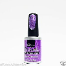 Ezflow Nail TruGel Soak Off Gel Polish Fame & Fortune 42336 .5oz/14mL