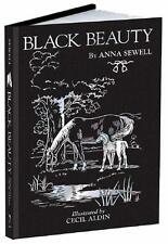 BLACK BEAUTY ~ ANNA SEWELL ~ ILLUSTRATED CECIL ALDIN ~ GORGEOUS GIFT EDITION