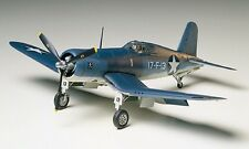 Tamiya  Chance Vought F4U-1/2 Bird Cage Corsair 1/48 Masterpiece No. 61046  New