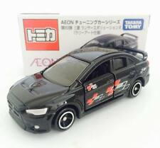 Takara Tomy Tomica Mitsubishi Lancer Evolution X  ( RALLIART SPEC ) - Black