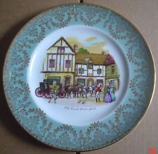 Liverpool Road Pottery Collectors Plate OLD COACH HOUSE YORK