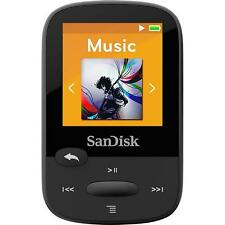 SanDisk Clip Sport 8GB MP3 Player (Black)  [Sandisk Sansa Clip Series]