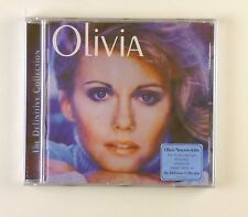 CD-Olivia Newton-John-The definitive collection - #a1762