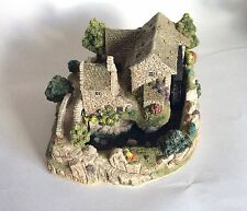 Lilliput Lane- By The Mill Stream With Box - No Deeds
