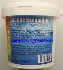 Aqua Light Magnesiumsulfat 1000ml für Meerwasser 7,98€/L