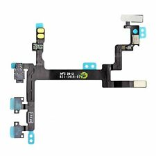 NEW Power Flex Cable - Mute Switch - Volume Buttons For iPhone 5