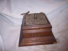 ZONOPHONE HOME PHONOGRAPH MOTOR AND CASE