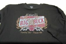 Canyon Creek Outfitters,Thermal Deer Beer Hunting Shirt,BIG BUCK Ale,Men's L