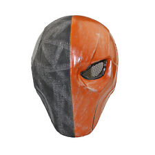 Gmasking Deathstroke Face Protection Paintball Cospaly Mask 1:1 Replica