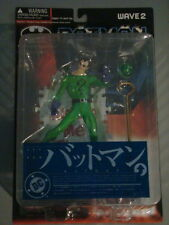 DC UNIVERSE BATMAN WAVE 2: THE RIDDLER Figure YAMATO