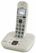CLARITY-D712 amplified/low vision cordless phone