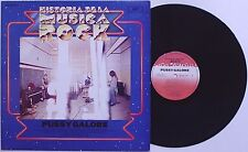 Pussy Galore - Historia De La Musica Rock LP 1990 UK PRESS Jon Spencer Boss Hog