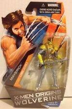 Marvel Universe MAVERICK Action Figure X-MEN ORIGINS WOLVERINE Comic Series