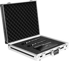 Marathon MA-WIRELESS Utility Wireless Microphone System Case W/ Pick and Foam