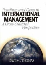 Readings and Cases in International Management : A Cross-Cultural Perspective...