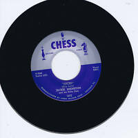 JACKIE BRENSTON - JUICED / INDEPENDENT WOMAN (2 top RHYTHM & BLUES JIVERS) REPRO