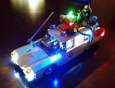 LED Light Kit for Lego set 21108 Ghostbusters Ecto 1 USB Powered