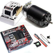 NEW Tekin 1/8 RX8 Gen2 Brushless System/T8 2250kV motor TT2325  With Fan & Wires