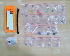 Electronics Components Kit , Mega DIY Kit ( 180+ Parts ) With Breadboard...
