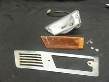 1985 HONDA GL1200A RIGHT SIDE TURN SIGNAL HARDWARE FAIRING CHROME COVER
