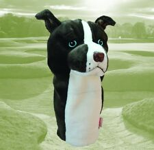 Pitbull  Terrier Daphne's Large Novelty Golf Club Driver 1 Wood Headcover