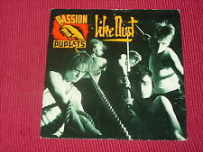 """Passion Puppets: In Dust 7""""  NM ex shop stock Stiff Records"""