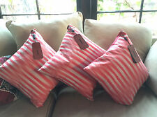 MISSONI HOME PILLOW - Nick Reversible ZigZag Stripe 561 Chevron Cushion Throw