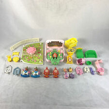 vtg Charmkins XL Lot Johnny Jump Up Lazy Daisy Lil Tulip Poppy Crocus Dragonweed