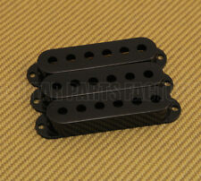 PC-0406-023 (3) Black Pickup Covers Single Coil For Strat® Guitar