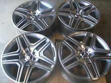 """22"""" Mercedes Wheels ML 350 ML300 ML63 AMG 5x112 RIMS GL350 GL450 GL550 GLK Sale"""