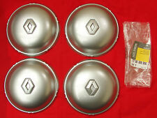 GENUINE RENAULT MASTER HUB CAPS Centre CAP Alloy x4 SET Wheel Covers 7700309506