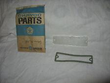 NOS Mopar 1966 Dodge Polara Reverse Lamp Lens