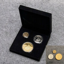 Gringotts Bank Coin Collection Harry Potter 1 Galleon/1 Sickle/1 Knut Two-Sided