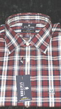 Stafford Easy Care Broadcloth Dress Shirt.....17