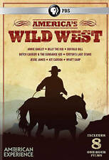 America's Wild West (DVD, 2014, 3-Disc Set)
