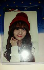 Snsd girls generation yoona season greetings photocard card Kpop K-pop apink